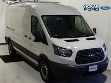2018 Ford Transit Van 148 WB - Medium Roof - Sliding Pass.side Cargo