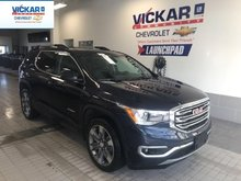 2018 GMC Acadia SLT 2, AWD, BOSE AUDIO,  FRONT AND REAR HEATED SEATS, POWER LIFT GATE  - $275.24 B/W