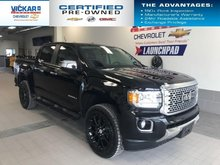2017 GMC Canyon Denali  AWD, NAVIGATION, LEATHER COOLED AND HEATED SEATS,   - $271.94 B/W