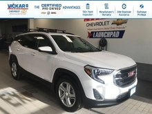 2018 GMC Terrain SLE AWD, NAVIGATION, SUNROOF, POWER LIFT GATE  - $207.89 B/W