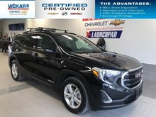 2018 GMC Terrain SLE   FWD, BLUETOOTH, BACK UP CAMERA  - $181.05 B/W