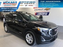 2018 GMC Terrain SLE   FWD, BLUETOOTH, BACK UP CAMERA  - $179.63 B/W