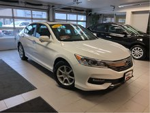 2016 Honda Accord EX-L *LOCAL TRADE*
