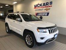 2014 Jeep Grand Cherokee Limited  3.6L V6 ,AWD, AUTOMATIC.  - $213 B/W