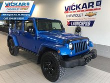 2015 Jeep Wrangler Unlimited Sahara   AUTOMATIC, NAVIGATION,  REMOVABLE TOP AND DOORS,   - $236.77 B/W