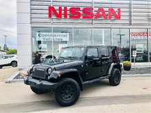 2015 Jeep Wrangler Unlimited Sahara *Local*Mint*