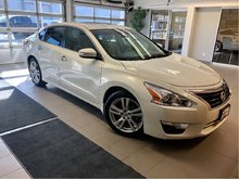 2015 Nissan Altima 3.5 SL *LOCAL TRADE* *RARE V6*