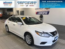 2017 Nissan Altima 2.5 AUTOMATIC, AIR CONDITION, GREAT ON FUEL  - $123.67 B/W