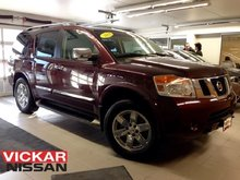 2013 Nissan Armada Platinum - CLEARANCE SPECIAL