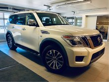 2019 Nissan Armada SL 8 SEATER LOADED