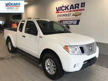 2016 Nissan Frontier V6,  4X4,EXTENDED CAB, HEATED SEATS, BACKUP CAMERA  - $197.92 B/W