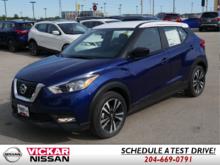 2019 Nissan KICKS SV CVT