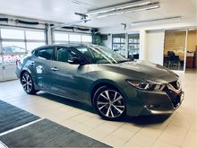 2017 Nissan Maxima Platinum *low kms*local trade*clean history*