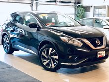 2016 Nissan Murano Platinum *Local trade*Low kms*