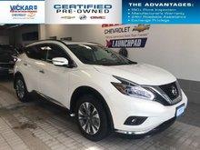 2018 Nissan Murano AWD, NAVIGATION, SUNROOF  - $219.41 B/W