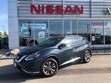 2018 Nissan Murano SV AWD *LAST NEW 2018*