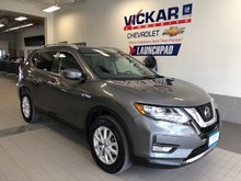 2018 Nissan Rogue AWD SV    2.5L I4 16V MPFI DOHC, AWD, AIR CONDITIONING  - $194 B/W
