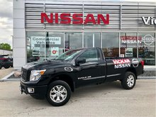 2018 Nissan Titan XD SINGLE CAB S 4x4 XD