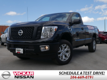 2018 Nissan Titan Single Cab XD S 4x4