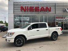 2018 Nissan Titan PRO 4X LUXURY *NEW*