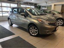 2015 Nissan Versa Note 1.6 SL *LOCAL TRADE*LOW KMS*ONE OWNER*