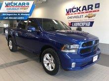 2015 Ram 1500 Sport  - $260 B/W