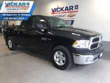 2018 Ram 1500 HEMI, 4x4, 4 DOOR DOUBLE CAB, BLUETOOTH  - Like New!