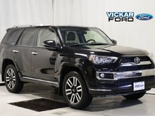 2017 Toyota 4Runner Limited SR5 V6 4wd Leather & Navigation