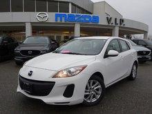 2012 Mazda Mazda3 GX, CONV PACKAGE