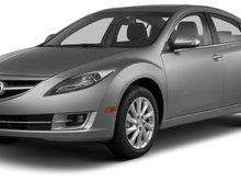 2013 Mazda 6 GT-I4
