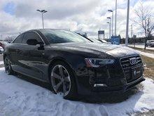 2014 Audi A5 2.0 6sp Progressiv Cpe
