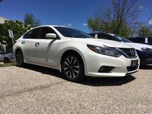 2016 Nissan Altima Sedan 2.5 SL CVT