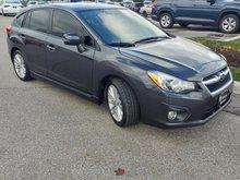 2013 Subaru Impreza 5Dr Limited Pkg 5sp