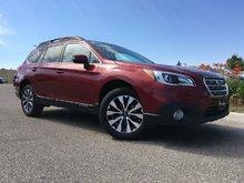 2017 Subaru Outback 2.5i Limited at