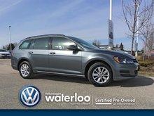 2015 Volkswagen Golf Sportwagon 1.8T Trendline 5sp