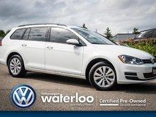 2016 Volkswagen Golf Sportwagon 1.8T Trendline 5sp
