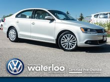 2012 Volkswagen Jetta Highline 2.0 TDI 6sp