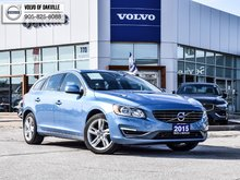 2015 Volvo V60 T5 AWD Premier