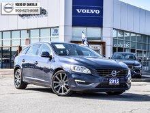 2015 Volvo V60 T6 AWD Premier Plus
