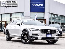 2018 Volvo V90 Cross Country T6 AWD