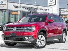 2018 Volkswagen Atlas 3.6 FSI Comfortline/7 PASSANGER/ LOW KMS