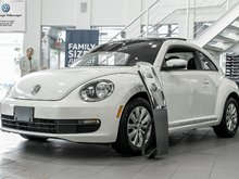 2014 Volkswagen Beetle 2.5L Comfortline/PANO ROOF/LEATHER