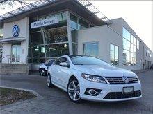 2015 Volkswagen CC SPORTLINE..R-LINE PKG..SUNROOF..LEATHERETTE