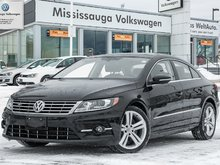 2015 Volkswagen CC Execline/AWD/NAVI/LEATHER