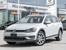 2018 Volkswagen GOLF ALLTRACK 1.8 TSI/FULLY LOADED/PANO ROOF/DRIVER ASSIST