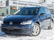 2017 Volkswagen Golf Sportwagon Trendline