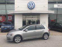 2015 Volkswagen Golf Comfortline TDI/Convenience package