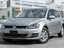 2015 Volkswagen Golf 1.8 TSI Trendline/ CERTIFIED PRE-OWNED