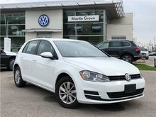 2015 Volkswagen Golf Trendline NO ACCIDENTS, PAINT PROTECTION FILM