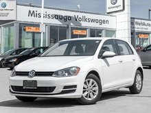 2015 Volkswagen Golf 1.8 TSI Trendline/170HP/HEATED SEATS
